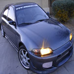 Iso's Race Car